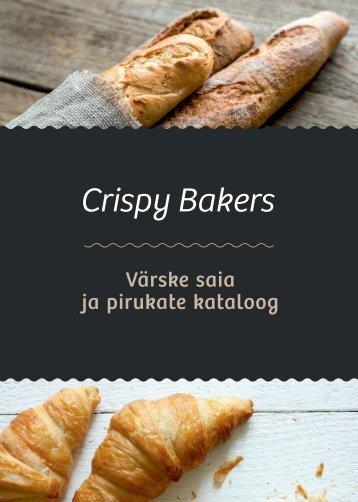 Crispy Bakers kataloog