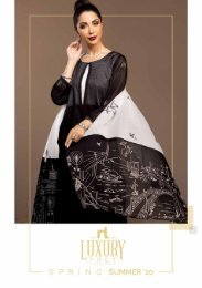 Luxury Pret Catalogue