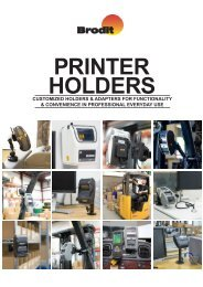 Brodit PRINTER HOLDERS