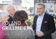Roland Grillmeier unser Landrat 2020 für Tirschenreuth