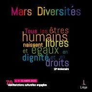 Mars Diversités 2020