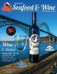 Seafood Wine Magazine 2020