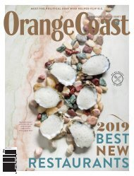 Orange Coast Magazine - April 2019