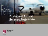 Introducing Budapest Airport - Turizmus.com