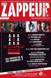 Le P'tit Zappeur - Carcassonne #436