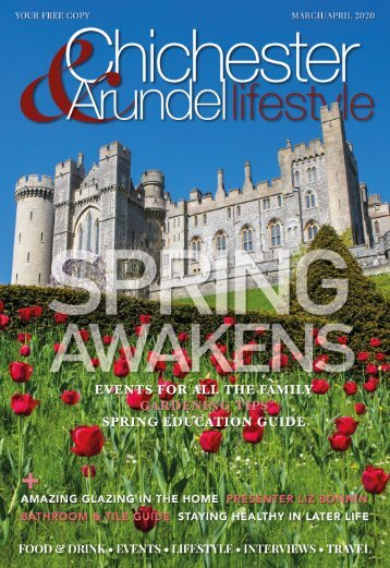 Chichester and Arundel Lifestyle Mar - Apr 2020