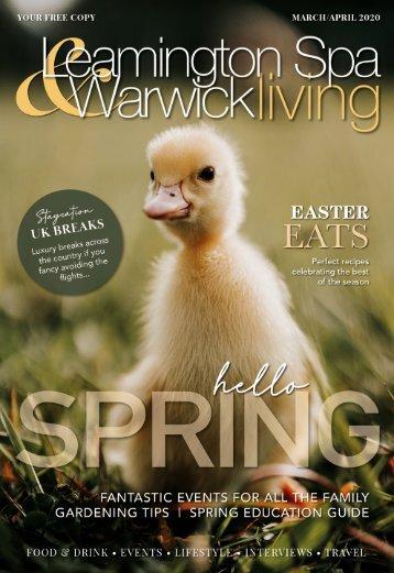 Leamington and Warwick Living Mar - Apr 2020