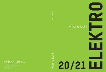 Visione Elektro 20/21