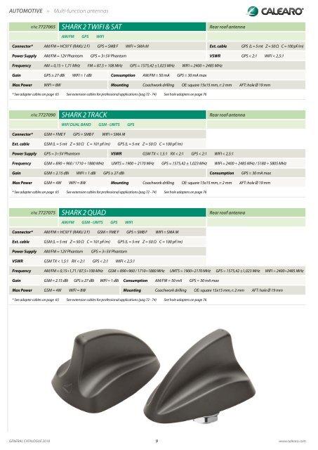 Calearo Antennas Mobile information technologies