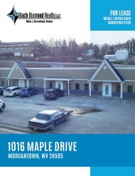 1016 Maple Drive Marketing Flyer