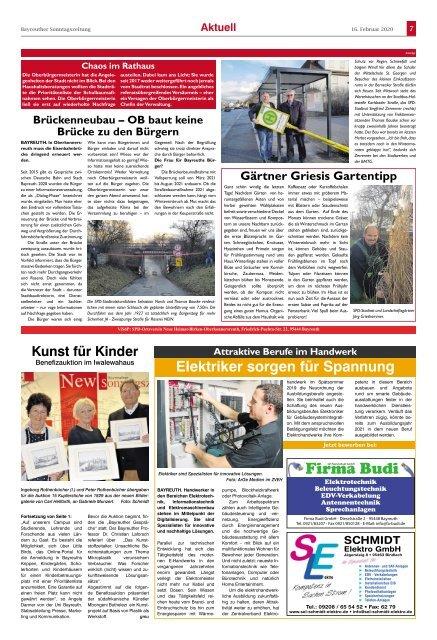 2020-02-16 Bayreuther Sonntagszeitung