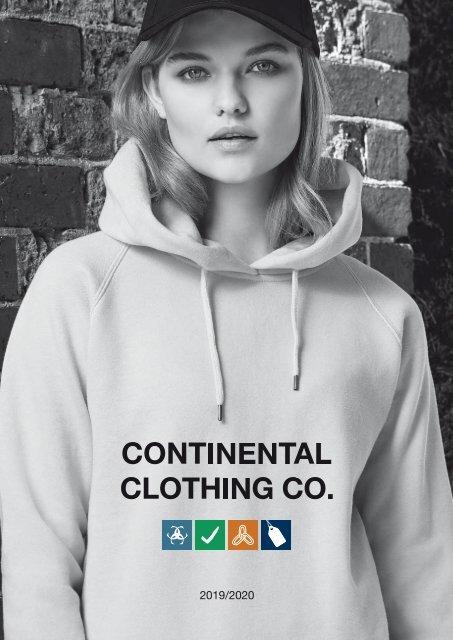 Continental-Clothing-KATALOG-2020