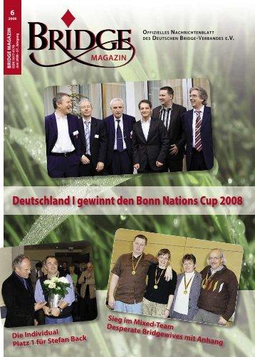 Deutschland I gewinnt den Bonn Nations Cup 2008 - Deutscher ...