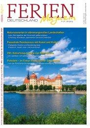 Ferienmagazin Deutschland 2020