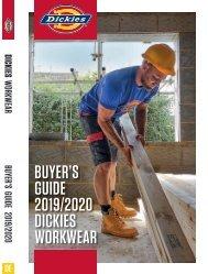 Dickies Workwear - Katalog - 2020