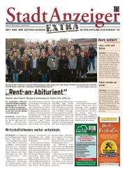 Stadtanzeiger Extra kw 7