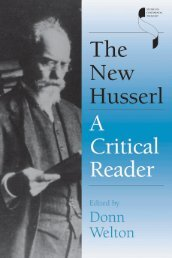Discovering the New Husserl