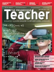 The Progressive Teacher Vol 06 Issue 02