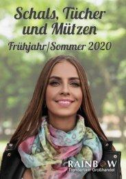 Schals, Tücher & Mützen 2020