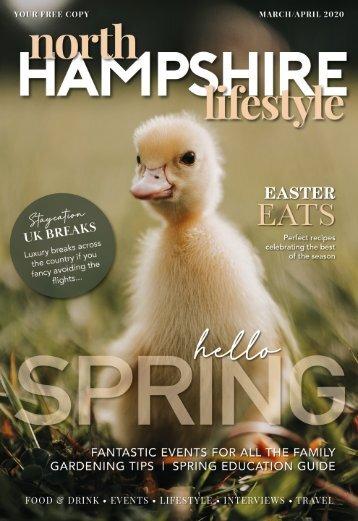 North Hampshire Lifestyle Mar - Apr 2020