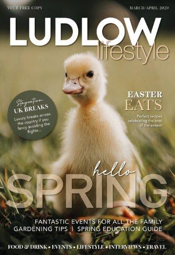 Ludlow Lifestyle Mar - Apr 2020