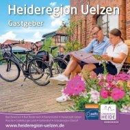Gastgeberverzeichnis 2020 mit Bienenbüttel