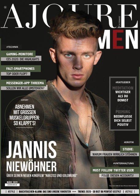 Niewöhner penis jannis Jannis Niewöhner's