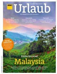 ADAC Urlaub März-Ausgabe 2020 Nordrhein