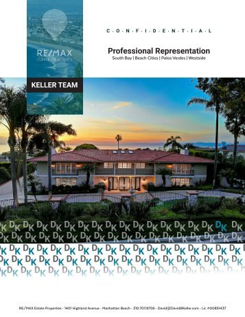 Team Keller Featuring David Keller and Mia Ellison