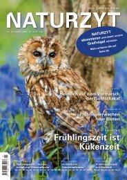 NATURZYT – Das Schweizer Naturmagazin – Ausgabe März 2020