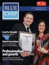 Blue Chip Journal - October 2019 edition