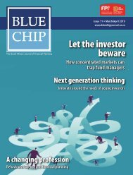 Blue Chip Journal - March 2019 edition