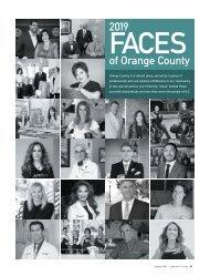 Faces of Orange County 2019