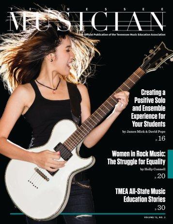 TN Musician Vol. 72, No. 2