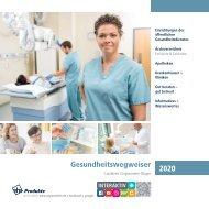 Gesundheitswegweiser Landkreis Vorpommern-Rügen 2020