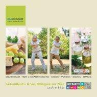 Gesundheits- & Sozialwegweiser Landkreis Börde 2020