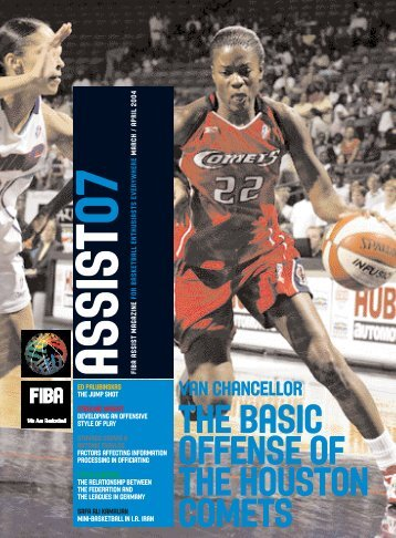the basic offense of the houston comets - Guyana Basketball