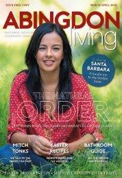 Abingdon Living Mar - Apr 2020