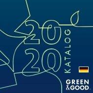 Eco Promo nachhaltige Werbemittel 2020