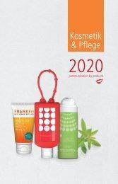 Kosmetik und Pflege-Werbeartikel 2020