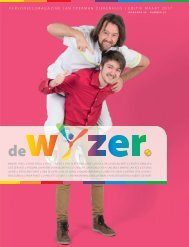 de Wyzer - maart 2017