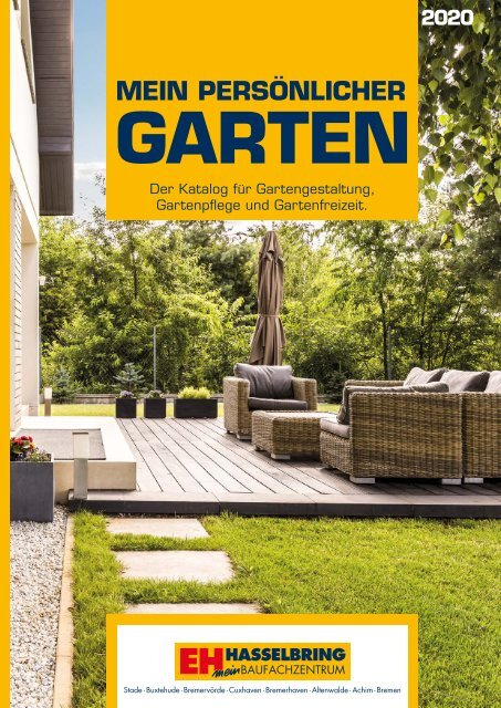 Garten 2020 - Holz im Garten - Hasselbring