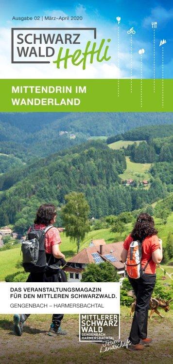 Schwarzwald-Heftli Ausgabe2 März-April 2020