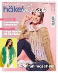 Häkel-Zeitschrift: Die kleine Diana Häkellust Nr. 3/2020 (Auszug)