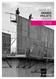 Revue des grands projets urbains 2020