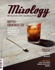Mixology Issue #95 1/2020 - Kaffee-Cocktails 3.0