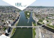 Liège vue du ciel