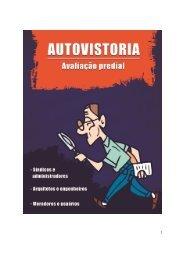 Cartilha - Autovistoria e Avaliação Predial