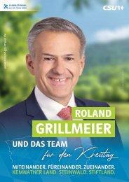 CSU Kreisverband Tirschenreuth - Kreistagskandidaten 2020