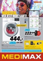 Medimax Auerbach - 22.02.2020